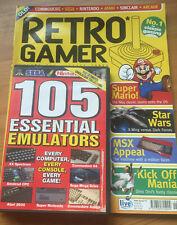 Retro Gamer - Issue 15 with Coverdisc