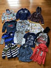 Boys 24 Months 2T Fall Winter Clothes 19 Piece Lot