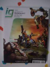 revue magazine IG Mag # 21 aout septembre 2012 NEUF borderlands 2 wii u fifa pes