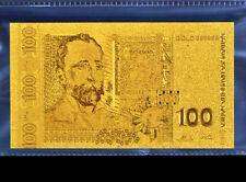 """★★ UKRAINE : BILLET POLYMER  """" OR """" DU 100 LEV ★★ GDBU1.0"""