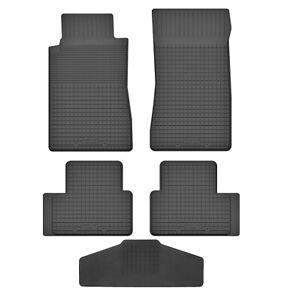 Fußmatten für Nissan PATROL ab 1997 Gummi Gummimatten