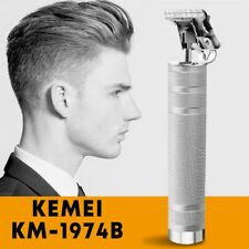 For KM-1974B Kemei Cordless Hair Clipper Sculpture Tool Oil Head Carving Trimmer