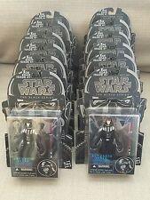 Star Wars - Black Series 3.75 - Darth Vader Dagobah Test - Lot Of 12