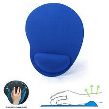 Ergonomic Comfortable Mouse Pad Mat With Wrist Rest Support Non Slip PC Mousepad