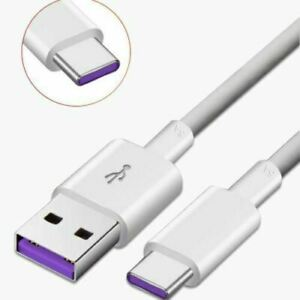 GENUINE HUAWEI USB TYPE C 5A FAST CHARGE DATA CABLE P30 Pro P20 MATE 20 HONOR