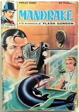 NUOVA SERIE MANDRAKE IL VASCELLO N.31 1972 CON FLASH GORDON