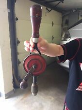 VINTAGE CRAFTSMAN EGG BEATER HAND SINGLE CRANK DRILL -EARLY 1950'S
