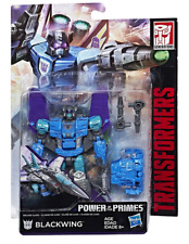 TRANSFORMERS POWER OF THE PRIMES DELUXE CLASS DECEPTICON BLACKWING