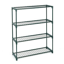 More details for large 4 tier garden stand shelving rack racking display flowers greenhouse plant