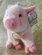 """GUND Babe The Sheep Pig 1997 New with Tags 7"""" tall"""