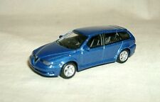 yatming 1/72 loose ALFA ROMEO 156 SPORTWAGON GTA-blue