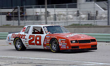 Chevrolet Monte Carlo Hardee's Cale Yarborough NASCAR Race Car Photo  (CA-0909)