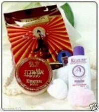 Kuan Im Pure Pearl Cream 2000 Acne Dark Spot Melasma Whitening Cream 3g.+ Lotion