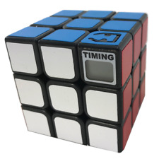 Timing Cube Twisty puzzle with Built-In Timer
