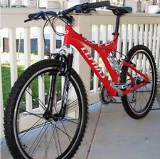 """Cephas T6 Fever 7.7 Full Suspension 26"""" Mtn Bike. Retails $299"""