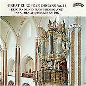 Great European Organs, No.42, , Audio CD, New, FREE & Fast Delivery