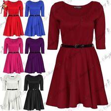 Unbranded Polyester Summer Dresses (2-16 Years) for Girls