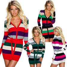 Lange feine Damen-Pullover & -Strickware S