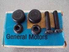 GM NOS Hood Levelers Adjuster Bumper Bolt Nut Camaro Firebird Chevelle SS Malibu