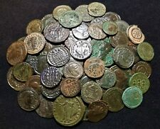 One Super Premium Quality High Grade Authentic Ancient Roman Empire Bronze Coin