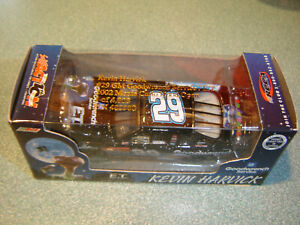 #29 Kevin Harvick 2002 GM Goodwrench / E.T. Blue 1/64 Action RCCA Diecast NEW