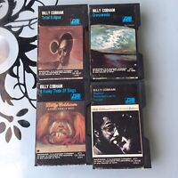 Billy Cobham Lot Of 3 Cassette Tapes | Excellent Condition. Jazz Fusion Rare