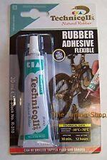 Muy Fuerte Pegamento Adhesivo para las mangueras de alta calidad de goma interior tubos 20ml Nuevo