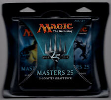 MAGIC THE GATHERING MASTERS 25: 3-BOOSTER DRAFT PACK (SEALED) QUANTITY