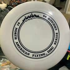 Discraft Skystyler 1980 North America Flying disc Series Chicago Ultimate