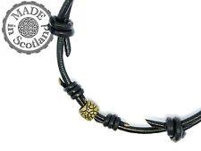 Surfer Leather No Stone Chains, Necklaces & Pendants for Men