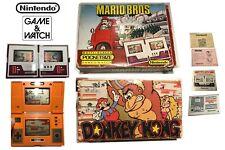 Game & Watch, Vintage Nintendo Handhelds, Mario & Donkey Kong, Retro Collectors