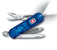 VICTORINOX SIGNATURE LITE 58 MM BLUE 7 FUNCTIONS KNIFE KEYCHAIN 0.6226.T2