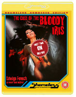 The Case of the Bloody Iris DVD (2018) Edwige Fenech, Carnimeo (DIR) cert 18