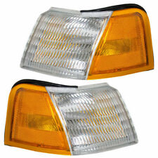 FOR FD THUNDERBIRD 1989 1990 1991 1992 1993 1994 1995 CORNER LAMP RIGHT & LEFT