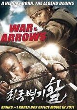 War of The Arrows -Hong Kong RARE Kung Fu Martial Arts Action movie