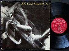 HOWARD MCGHEE The Return Of..LP BETHLEHEM BCP-42 US '56 Sahib Shihab Duke Jordan