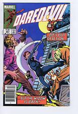 Daredevil #201 Marvel 1983