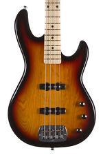 G&L Tribute JB-2 4-String Electric Bass Guitar Maple Fingerboard 3-Tone Sunburst