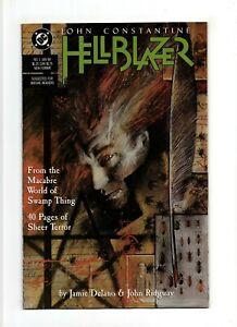 Hellblazer #1 NM+ 9.6 HIGH GRADE DC/Vertigo Comic KEY 1st Series for Constantine