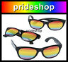 Rainbow Pinhole Unisex Sunglasses Gay Lesbian Pride #1016