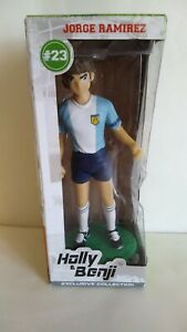 "JORGE RAMIREZ ""HOLLY E BENJI CAPITAIN TSUBASA"" ACTION FIGURES"