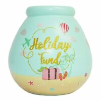 Holiday Fund Pot of Dreams Money Box
