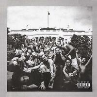 Kendrick Lamar - To Pimp A Butterfly - 2015 (NEW CD)