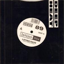 "Deep Heat 89(7"" Vinyl)Latino Rave-Deep Heat-DEEP 10-UK-1989-VG/VG"