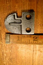 New listing Iron Thumb Latch Door Jam Strike Hardware