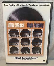 High Fidelity Widescreen, Format Dvd (2000) John Cusack Usa