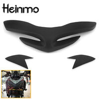 Motorcycle Headlight Nose Decoration Cover Protector for Kawasaki Z900 2017-2019