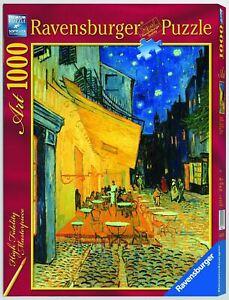 Ravensburger - Van Gogh Cafe at Night 1000pc - Jigsaw Puzzle