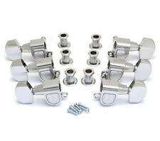 Schaller Chrome M6 3x3 Tuners for Gibson Les Paul/SG® Guitar TK-0971-010
