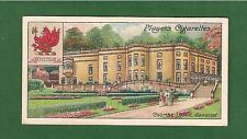 COOMBE LODGE  LORD WINTERSTOKE Coat of Arms Somerset original 1909 print card